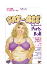 Fat ass party doll