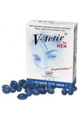 "Kapsulės ""V-Activ for men"""